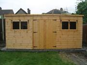 14x8 Shed