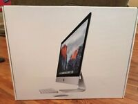 "27"" Late 2015 Apple Retina iMac 5K Swap a 15"" 2015 MacBook Retina"