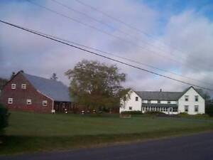 Hobby Farm For Sale ( Be your own BOSS) open a B&B