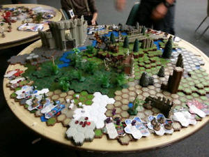 Heroscape complete sets and figures