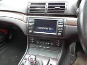 BMW E46 SAT Nav