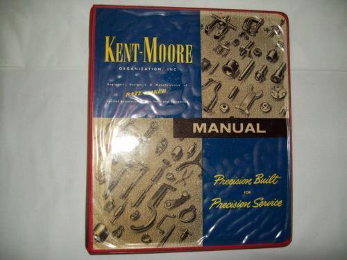 Miller Buick Gmc >> Kent Moore Tool Catalog   eBay