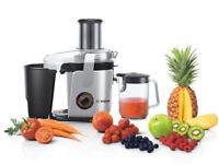 New in Box Bosch MES4000GB Vita Juice 4 Fruit Juicer 1000W