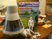 Gi Joe Space Capsule