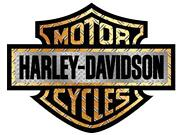 Harley Davidson Window Stickers
