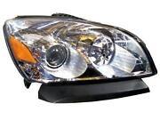 Saturn Outlook Headlight