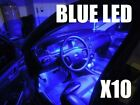 Blue Parking Light Globe Bulbs LED Lights