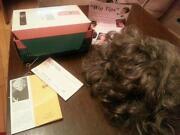 Salt and Pepper Wig