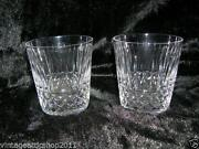 Waterford Old Fashioned Glasses