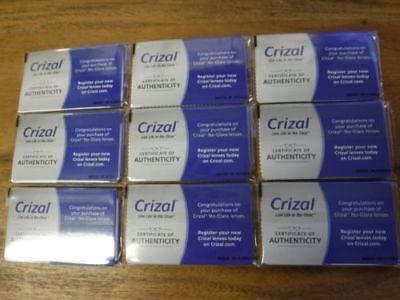 100 CRIZAL FULL SIZE Sealed Microfiber Cleaning Cloths Sun Eyeglass Phone Camera