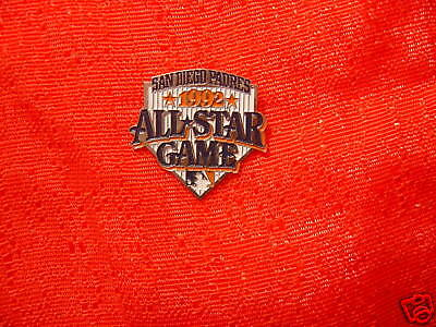 San Diego Padres 1992 All Star Game Collectors Pin Mlb