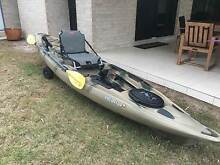 Oldtown Predator13 Kayak Tannum Sands Gladstone City Preview