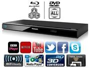 Panasonic 3D Blu Ray Player