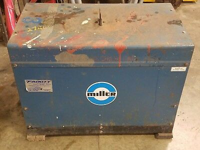 Miller - Dialarc High Frequency Welder Stick And Tig Welder