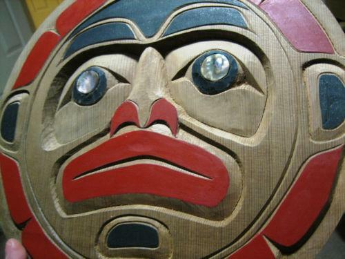 Honda Crv Colors >> Northwest Native Carving: Canada Aboriginal | eBay