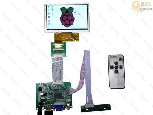 raspberry pi lcd g nstig online kaufen bei ebay. Black Bedroom Furniture Sets. Home Design Ideas