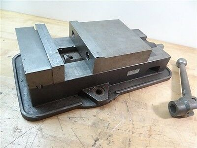 Yuasa 8 Precision Milling Machine Vise W Handle 550-604