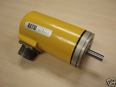 Harowe Brushless Resolver Assy. Ratio 161 Micron Instrument