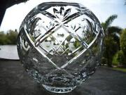 Waterford Crystal Rose Bowl