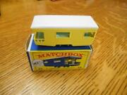 Matchbox 23 Trailer Caravan