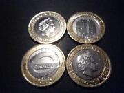 UK 2 Pound Coins