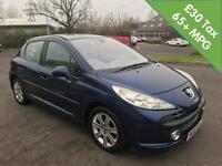 2009 Peugeot 207 1.6 HDi SE Premium - £30 Tax, 1 Previous Owner - Service Hist..