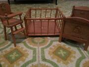 Strombecker Doll Furniture