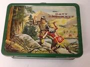 Davy Crockett Lunch Box