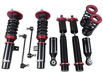 CXRacing 03-09 BMW Z4 E85 Pillow Ball Mount Damper CoilOvers Suspension Kit
