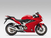 2014 VFR800 - Regular MSRP $14,499 - BLOWOUT PRICE $12,575