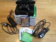 Xbox 360 Console 4GB Kinect
