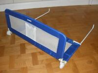 Blue Bed Rail/ Bed Guard