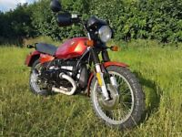 BMW R80ST 1983 not R 80 G/S