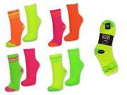 Neon Socken