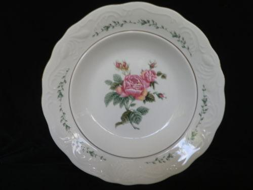 Gibson Victorian Rose China Amp Dinnerware Ebay