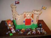 Fisher Price Imaginext Adventures Castle