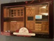 Dollhouse Kitchen Set
