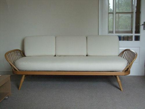 Ercol Studio Couch 20th Century Ebay