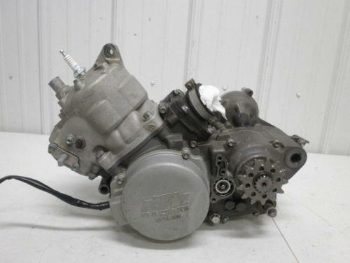 ktm 125 sx engine | ebay
