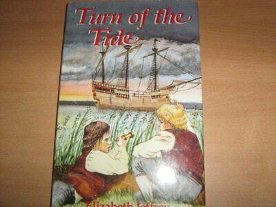 Turn of the Tide by Jeffrey, Elizabeth Hardback Book The Cheap Fast Free Post