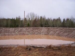 Ponds -Land Clearing - Riding Rings - Excavations