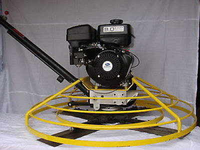 Packer Brothers Walkbehind Power Trowel 46 48 Briggs 9hp