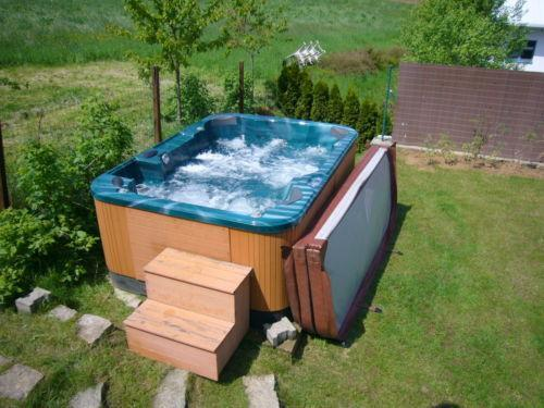 outdoor whirlpool gebraucht jetzt online bei ebay. Black Bedroom Furniture Sets. Home Design Ideas
