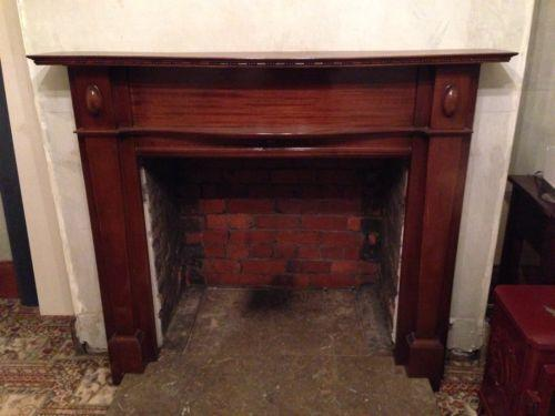 Art Deco Fire Surround Ebay
