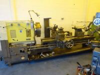 LARGE BORE LATHE