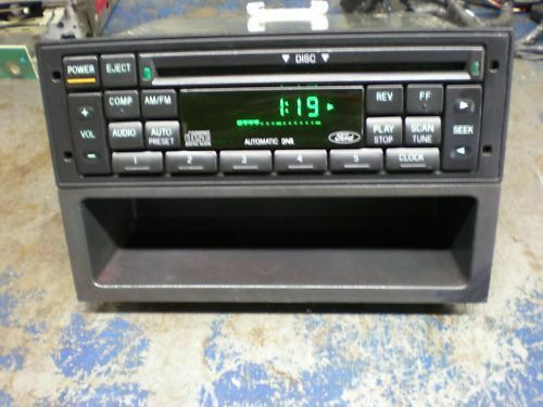 1993 Ford Mustang Factory Cd Player Or Premium Radio