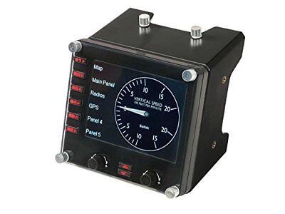 Usado, Logitech G Saitek Pro Flight Instrument Panel segunda mano  Embacar hacia Mexico