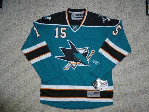 6f27571a6d1 San Jose Sharks Jersey | eBay
