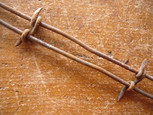 Antique barbed wire ebay