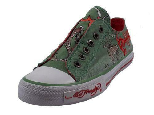 Ed Hardy Womens Shoes Size
